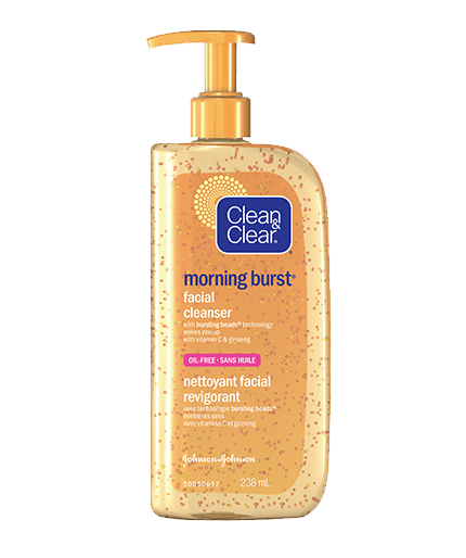 MORNING BURST® Facial Cleanser | CLEAN & CLEAR® Canada