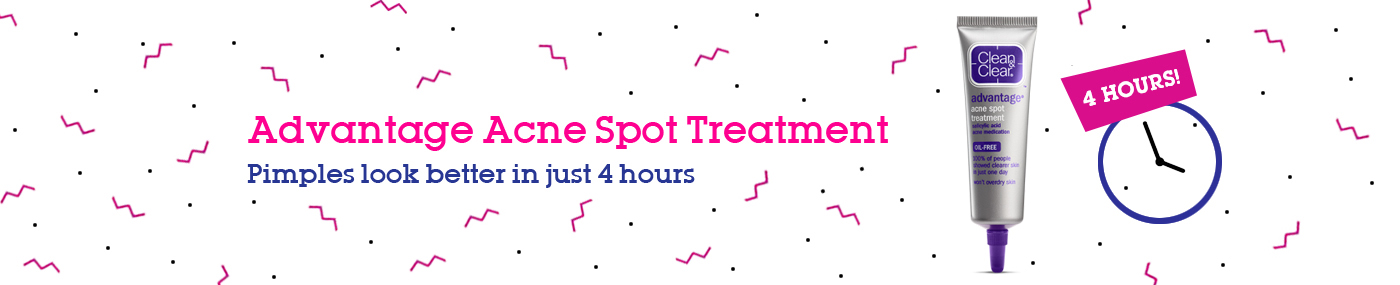 Advantage Acne Spot Treatment