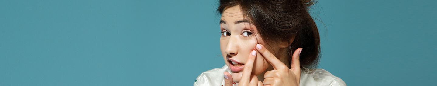 Emergency Pimple Skin Tips & Tricks