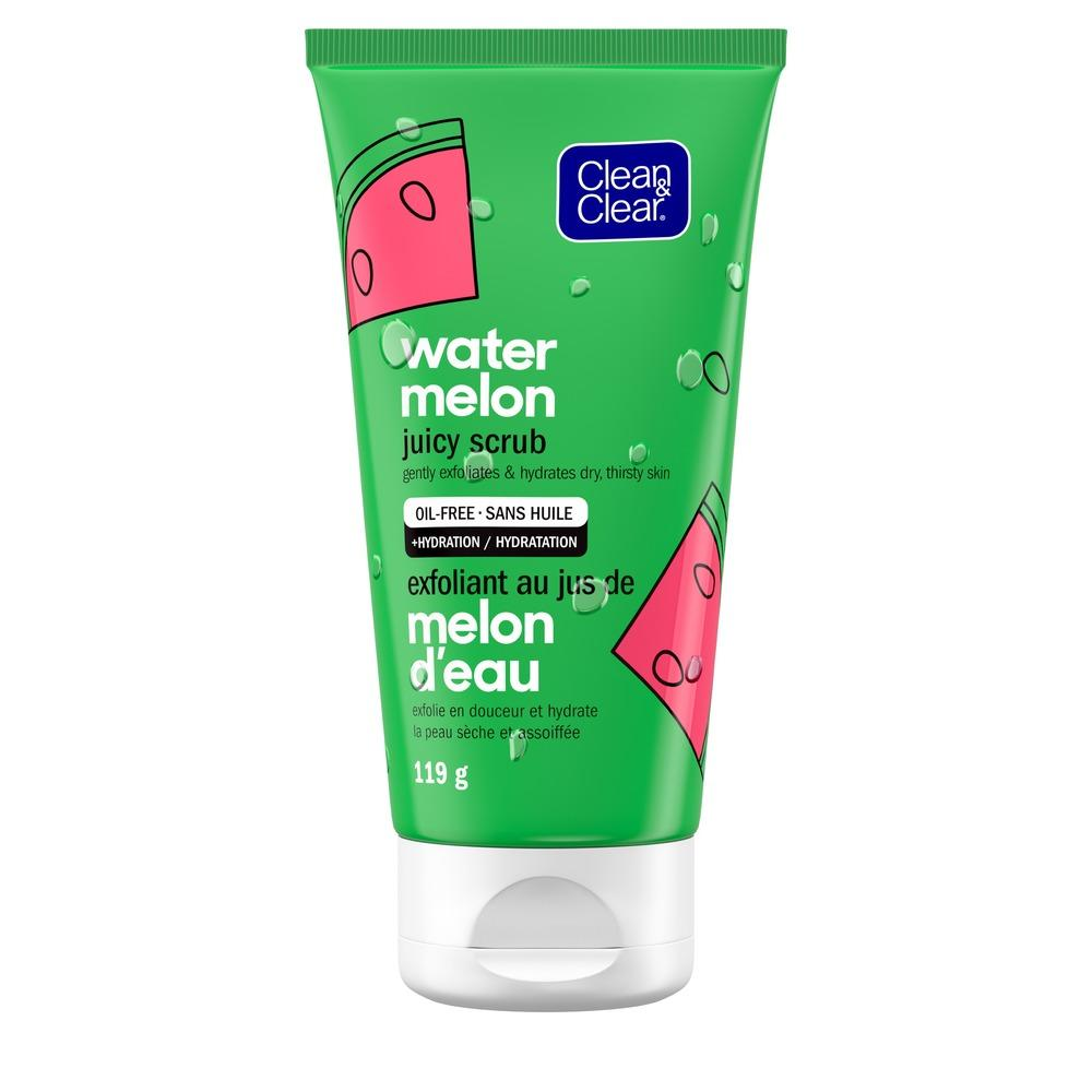 CLEAN & CLEAR Watermelon Juicy Scrub