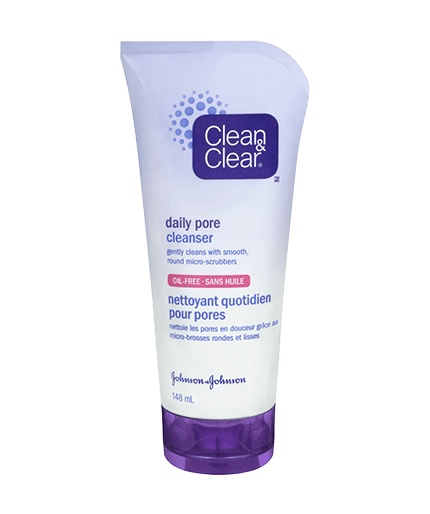 CLEAN & CLEAR® Daily Pore Cleanser